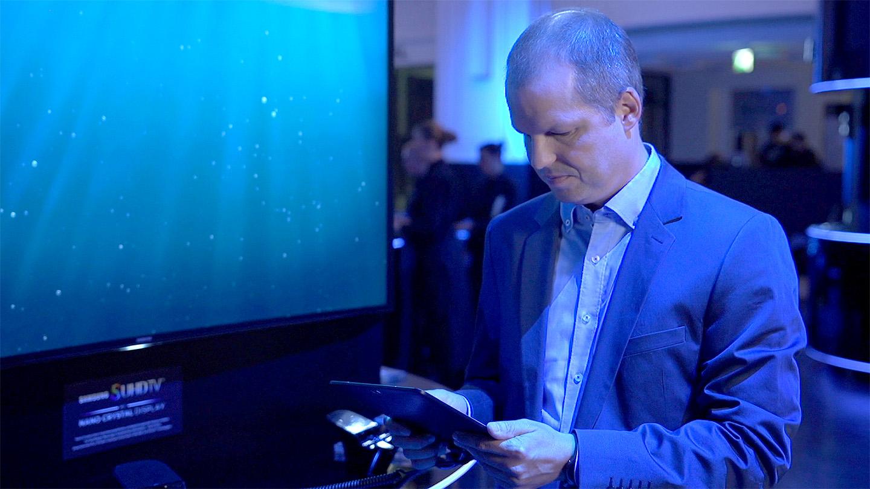 Samsung auf der IFA